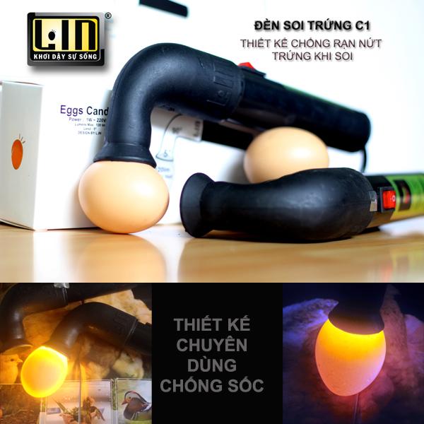 Đèn soi trứng C1