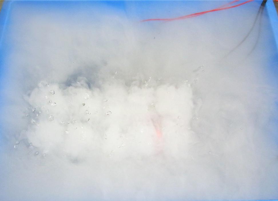 Tạo ẩm máy ấp trứng công nghiệp 10 đầu phun sương trong nước